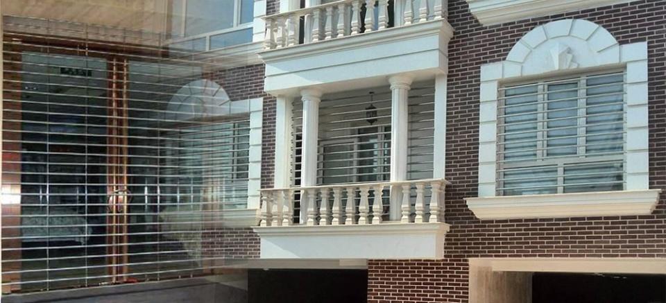 حفاظ استیل درب و پنجره